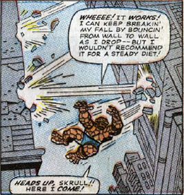 Fantastic Four #34, page 11, panel 2