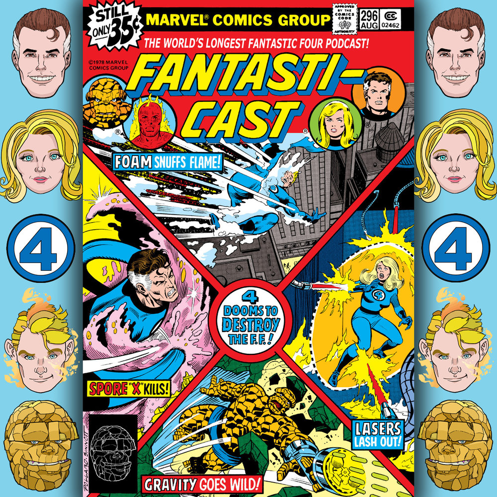 The Fantasticast Episode 296