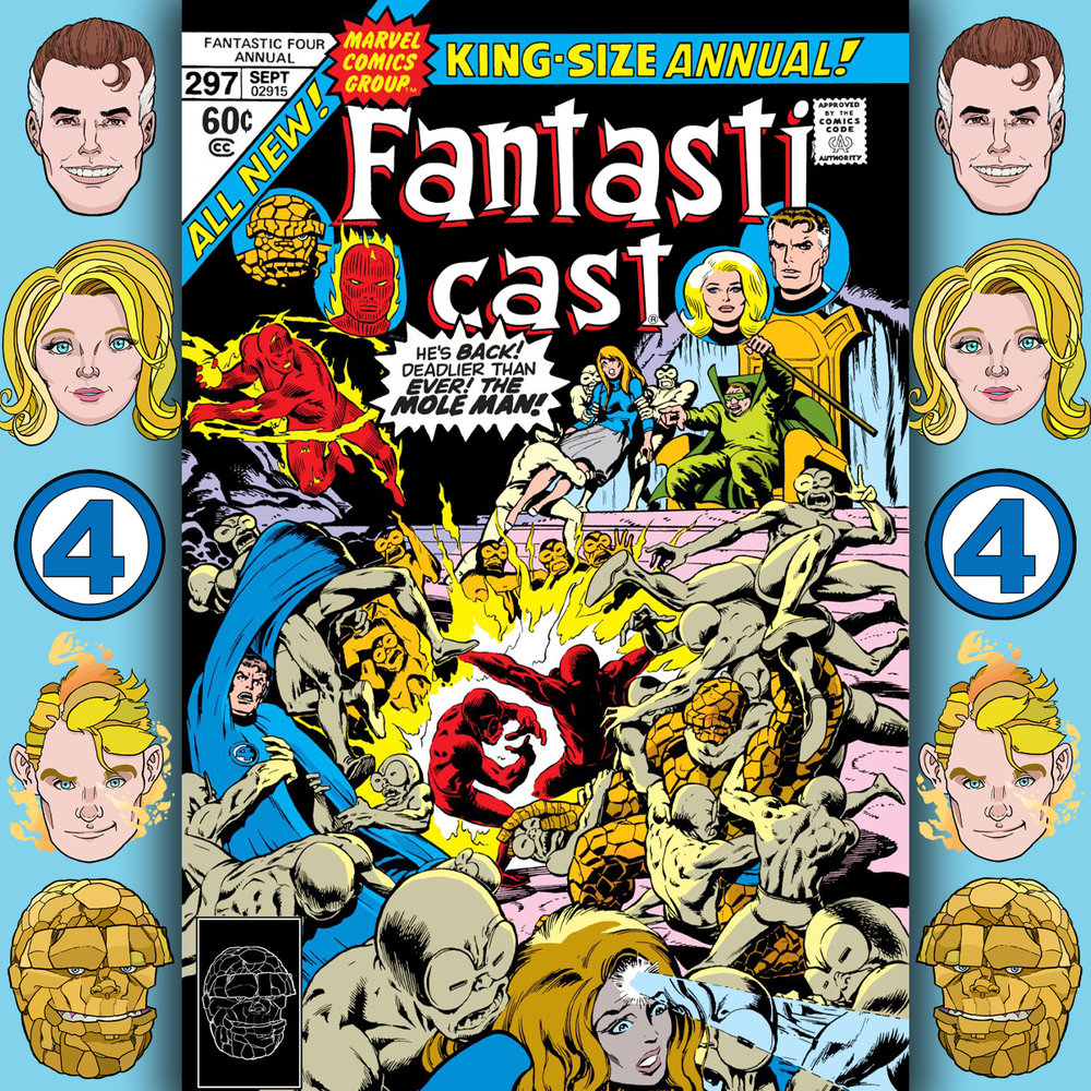 The Fantasticast Episode 297