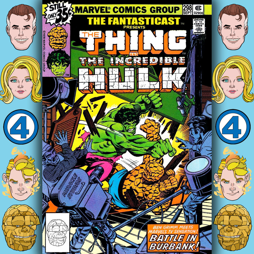 The Fantasticast Episode 298