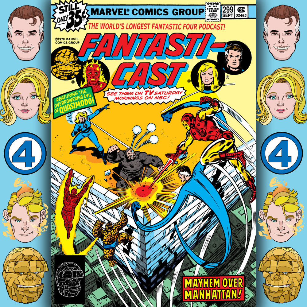 The Fantasticast Episode 299