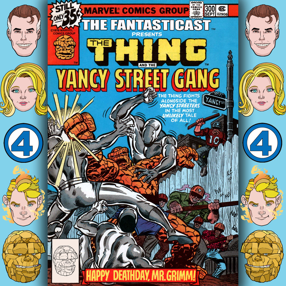 The Fantasticast Episode 300