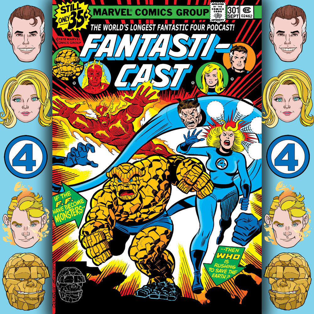 The Fantasticast Episode 301