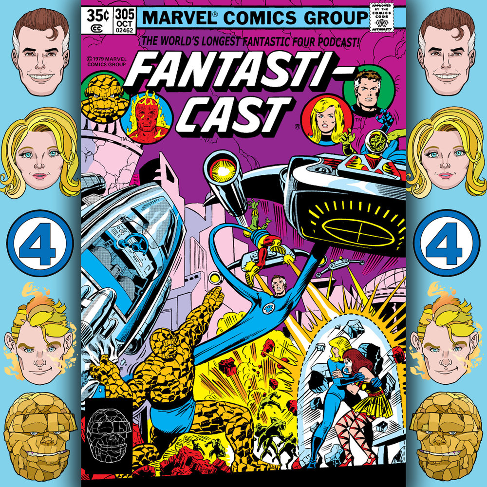 The Fantasticast Episode 305