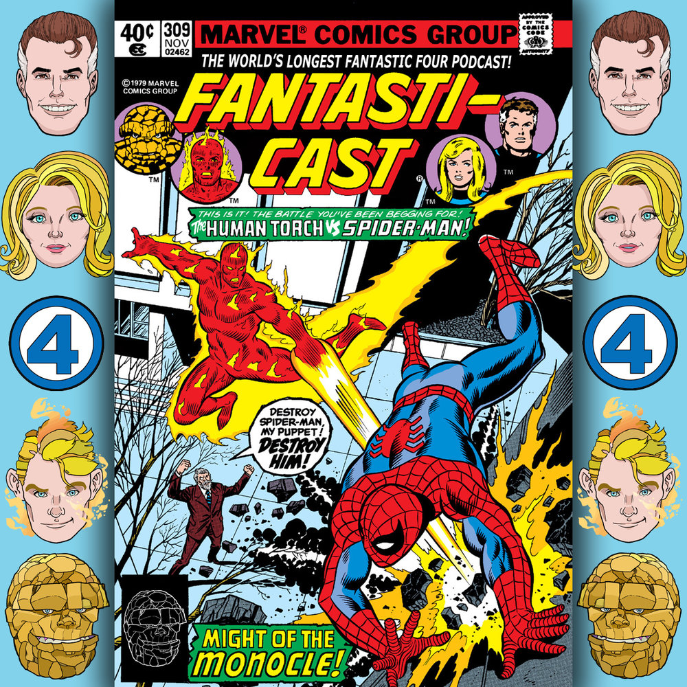 The Fantasticast Episode 309