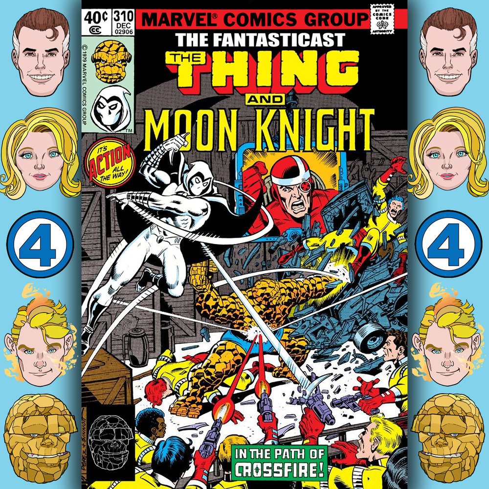 The Fantasticast Episode 310