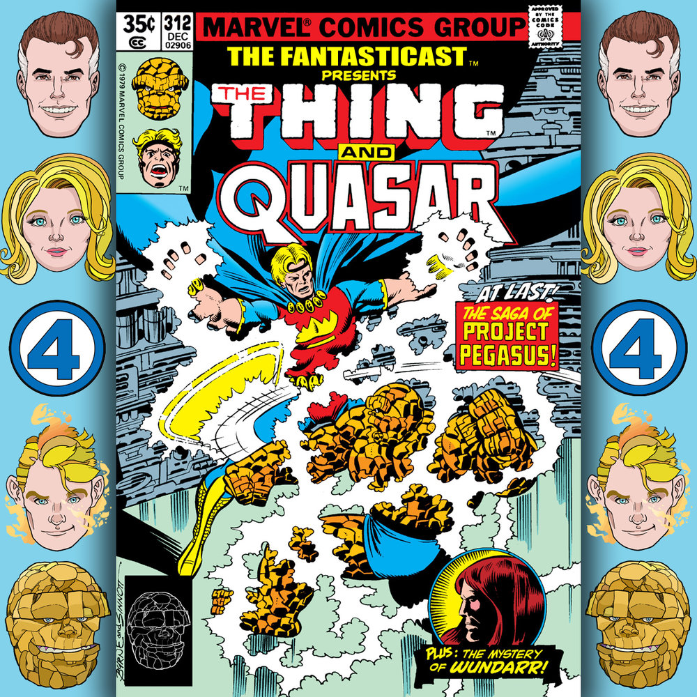 The Fantasticast Episode 311