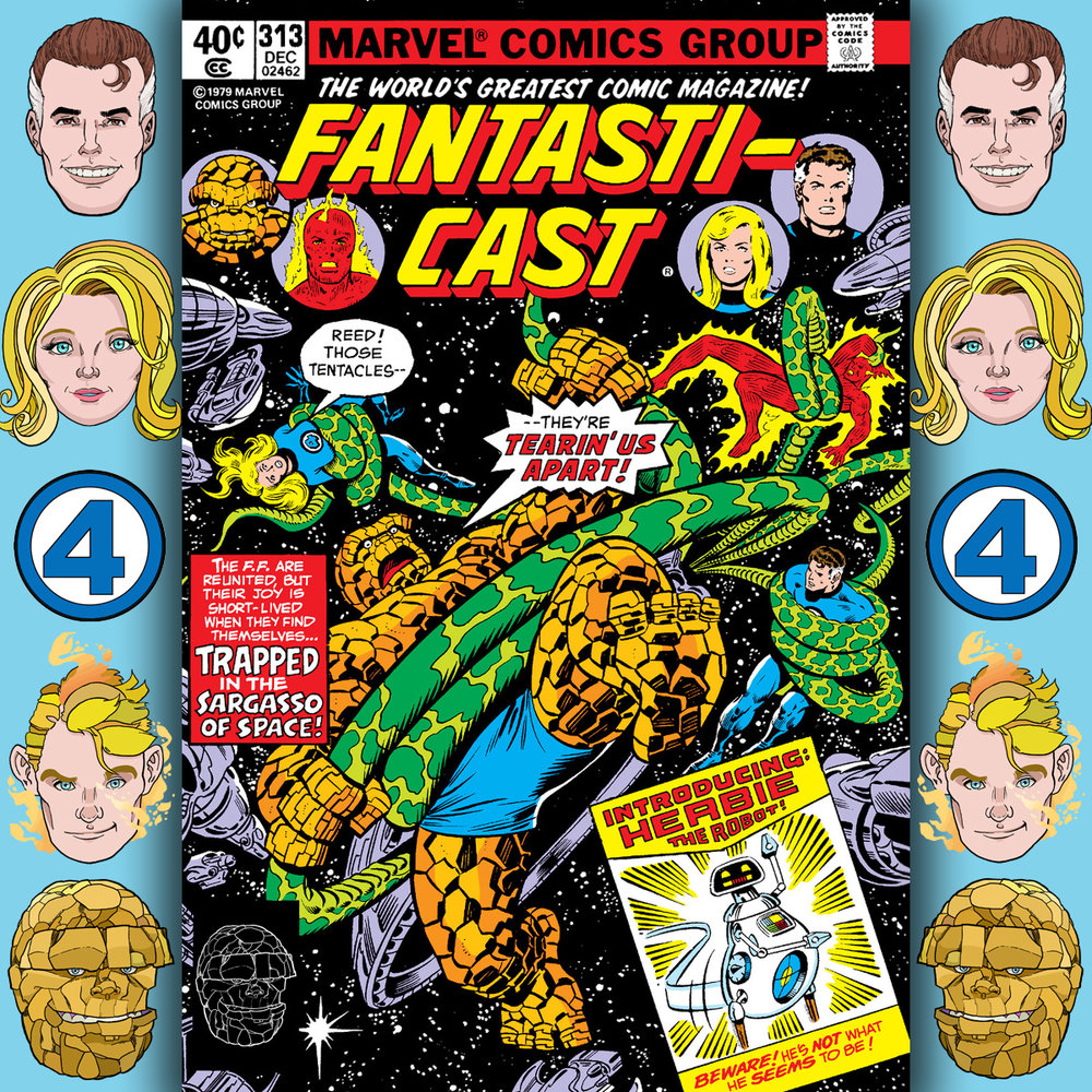The Fantasticast Episode 313