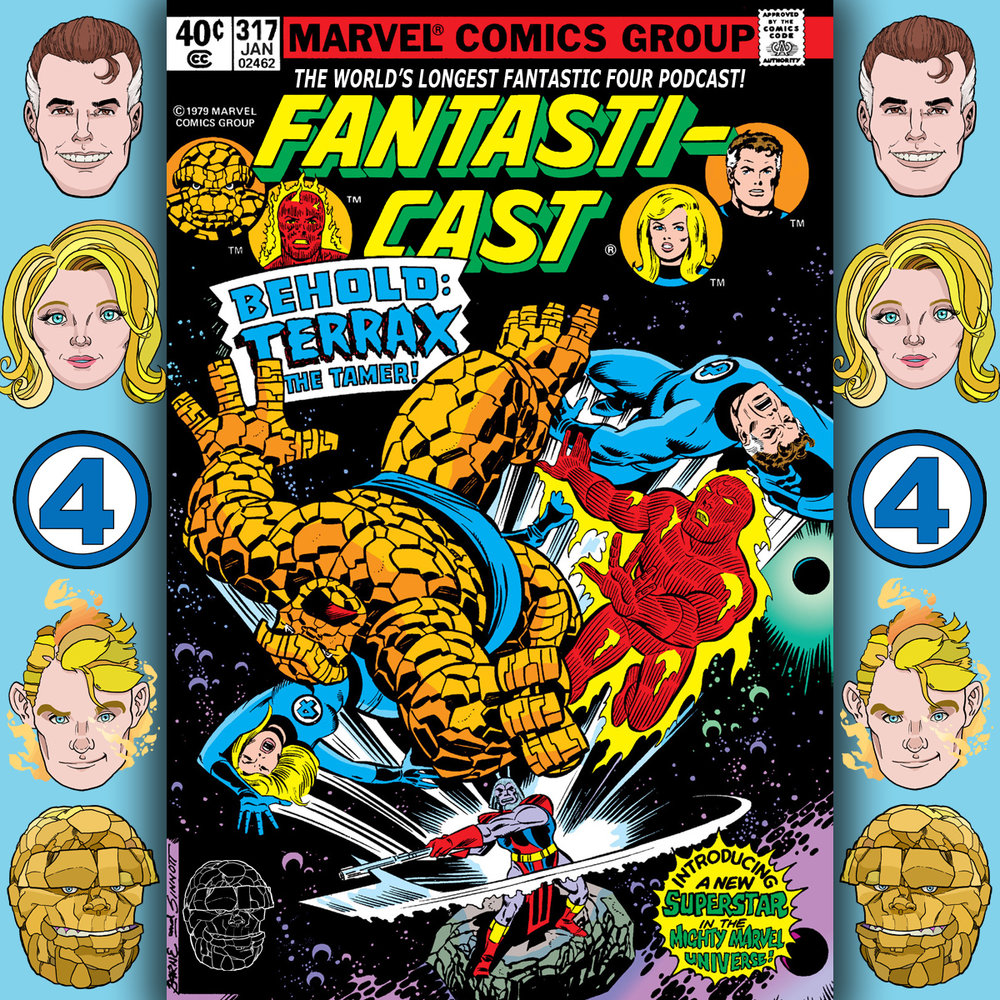 The Fantasticast Episode 317