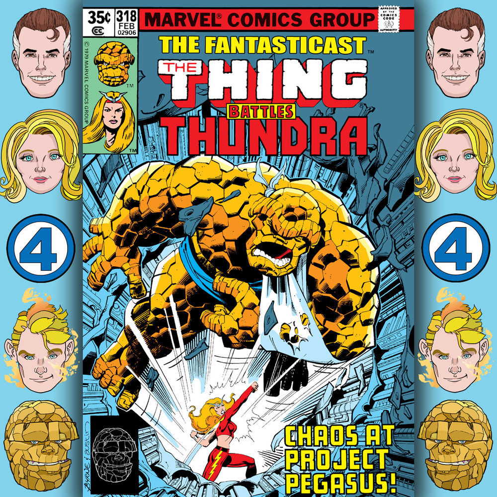 The Fantasticast Episode 318