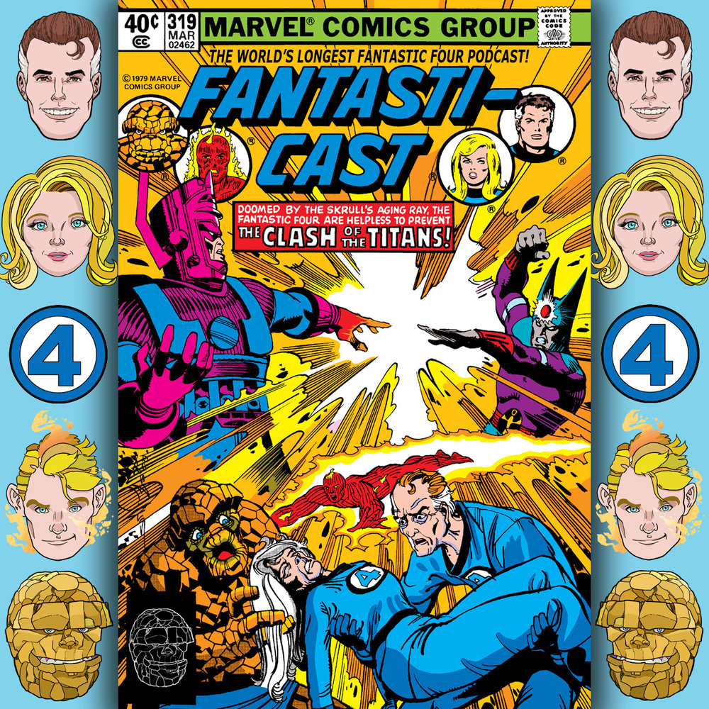 The Fantasticast Episode 319