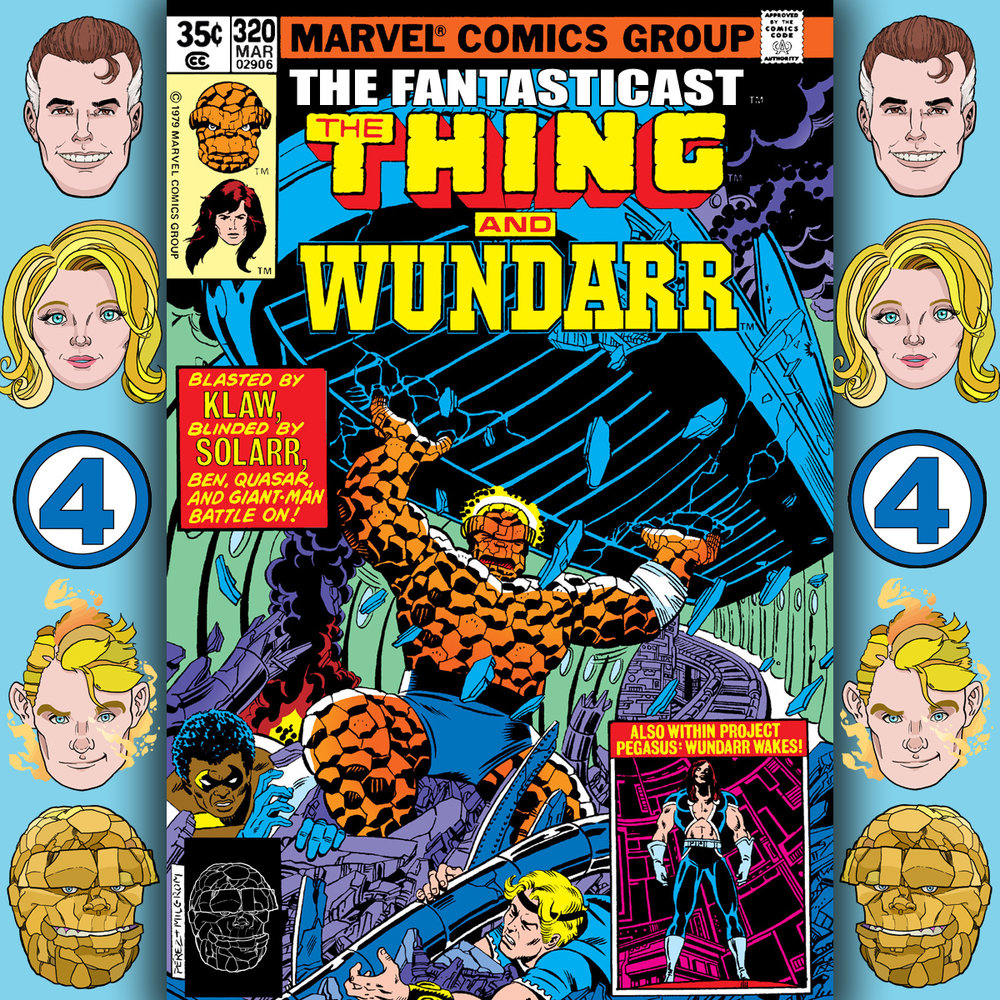The Fantasticast Episode 320