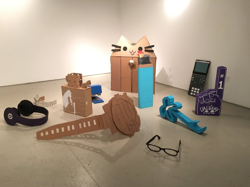 SCALE IT UP Group 2 Exhibition, 2015