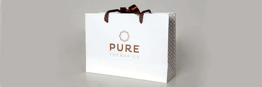 Pure Therapies Gift Bags