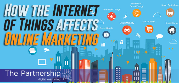 The Effects of the Internet of Things on Online Marketing