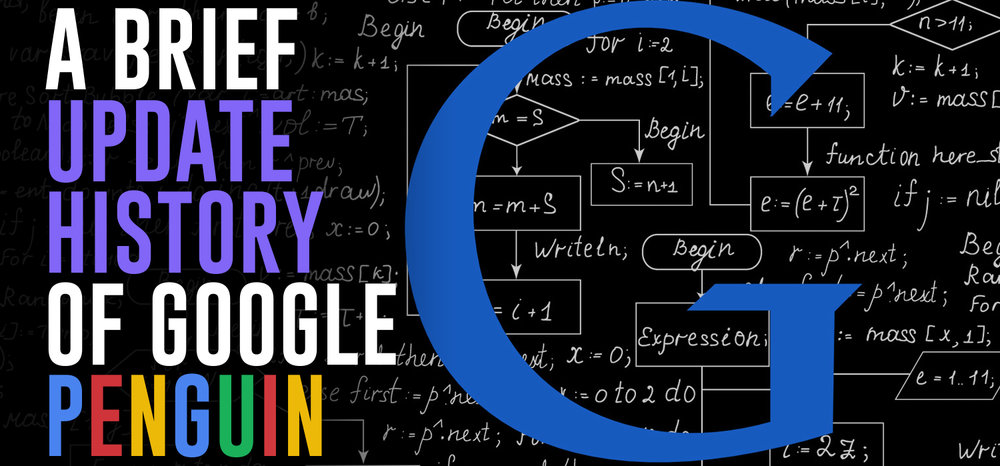 A Brief Update History of Google Penguin