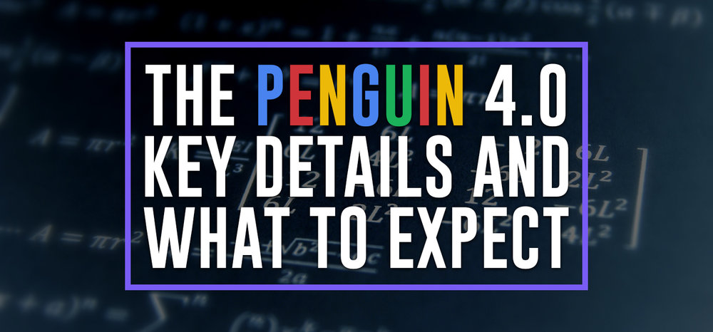 The Penguin 4.0 Key Details and What to Expect