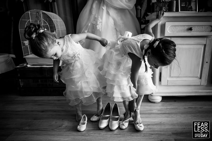 bruidsmeisjes fearless
