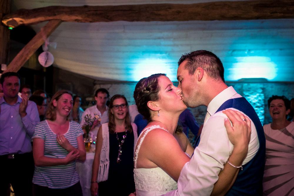 openingsdans bruidspaar ulvenhart Breda