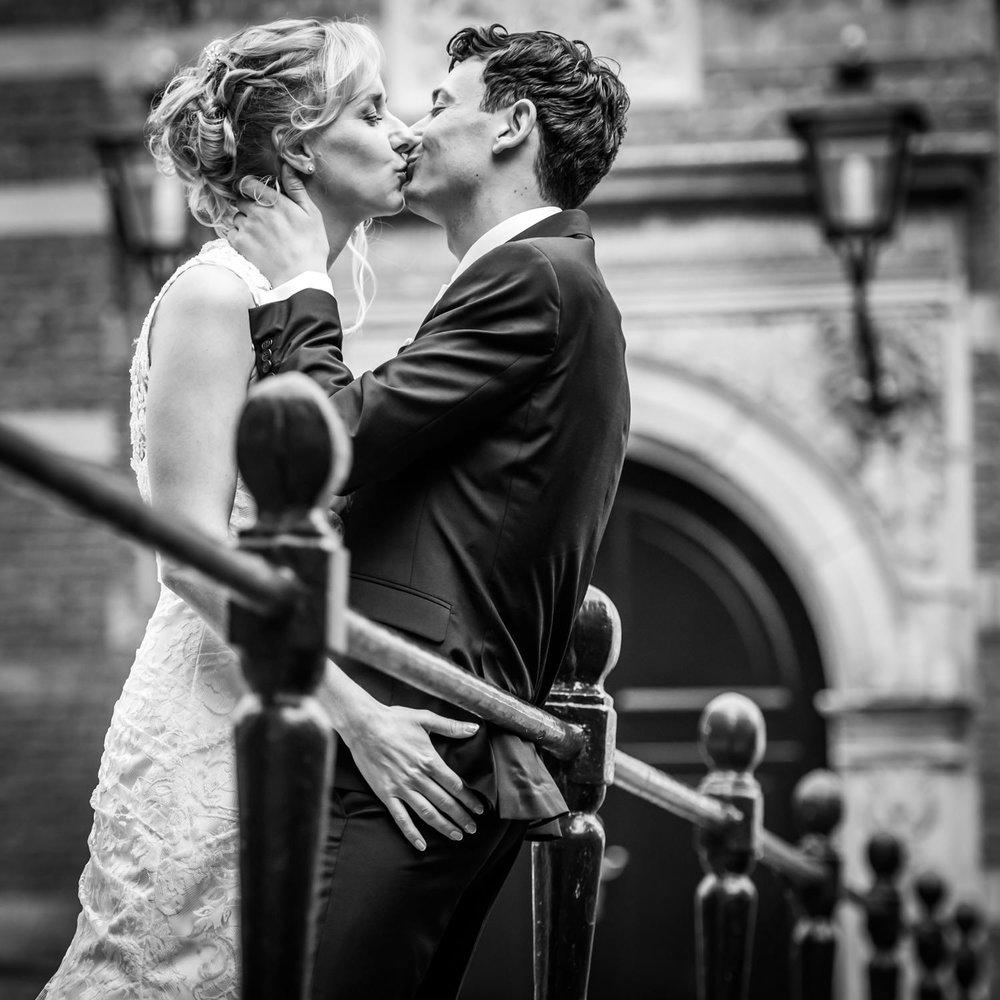 bruidsfotograaf Breda op Bouvigne