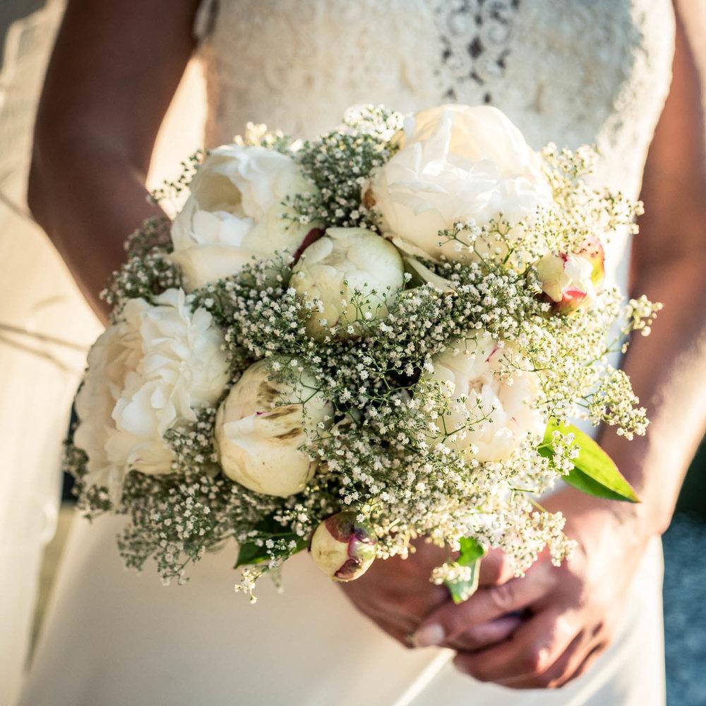 prachtig bruidsboeket in West Brabant door Caroline bruidsfotograaf bij Cfoto