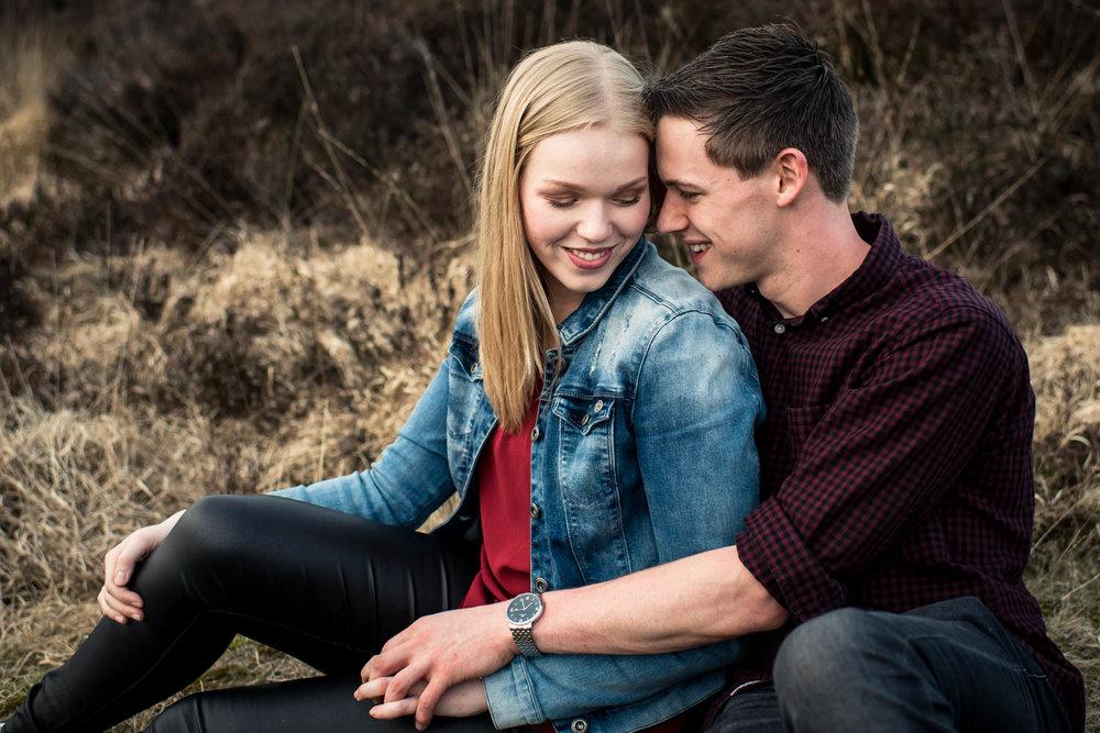 Loveshoot van Cfoto trouwfotografie en fotografie  indien je ben