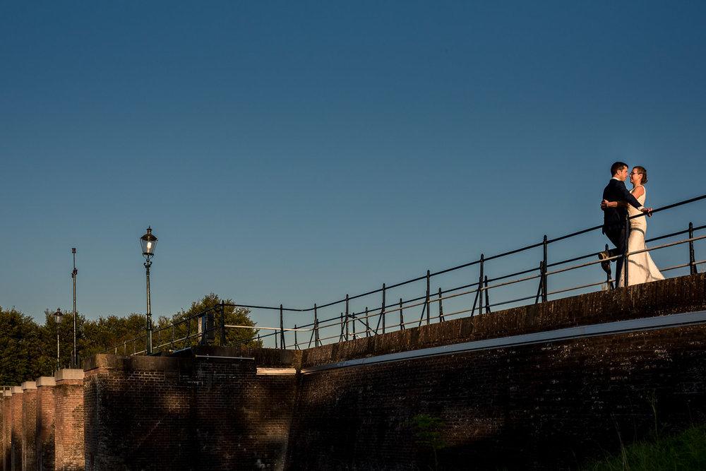 Een prachtige overzichtsfoto gemaakt bij Benedensas in De Heen,