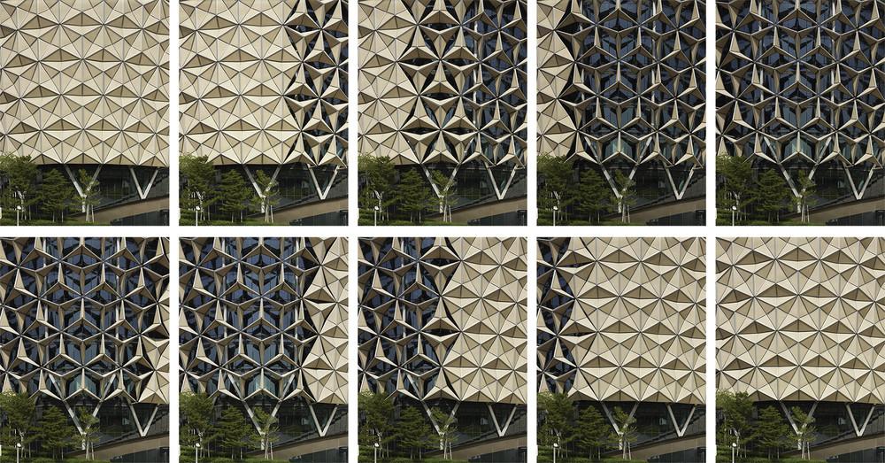 Aedas Al Bahar Tower Has Solar Responsive Dynamic Screens
