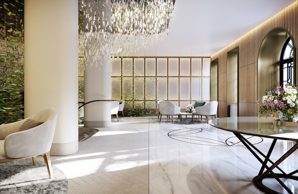 Mayfair Park Residences — Recent Spaces - London-Based Architectural ...