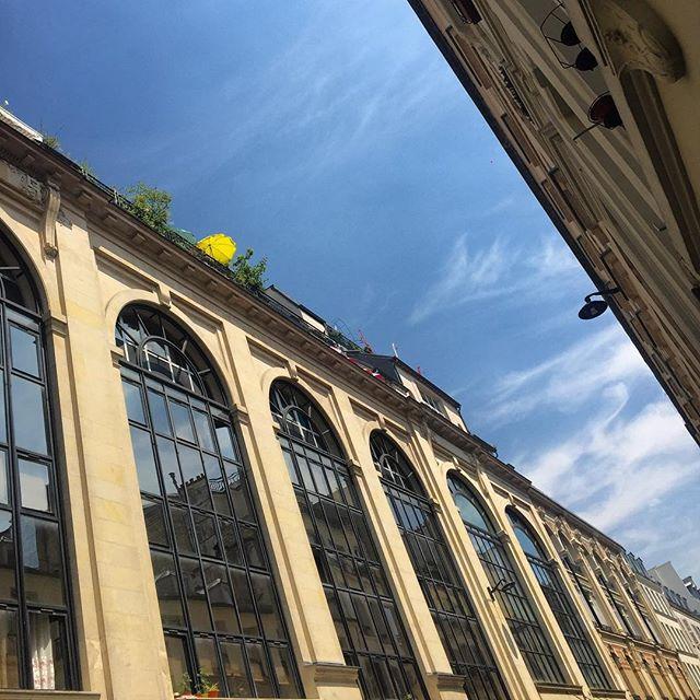 Sur les toits de Paris #parasol #umbrella #paris2017 #summerinparis #summer #canicule #heatwave #caniculeparis #photogratphie #parislife #parisstyle #paris #parisbiphone