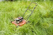Lawnmower: Getty Images