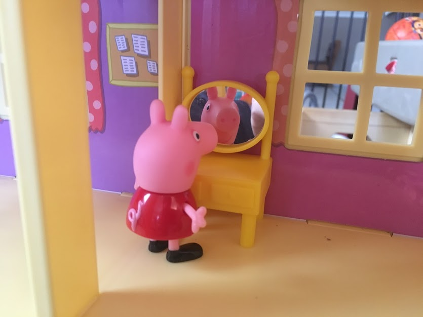 Peppa Pig in Mirror.JPG