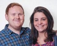 Luke and Rachel Martin