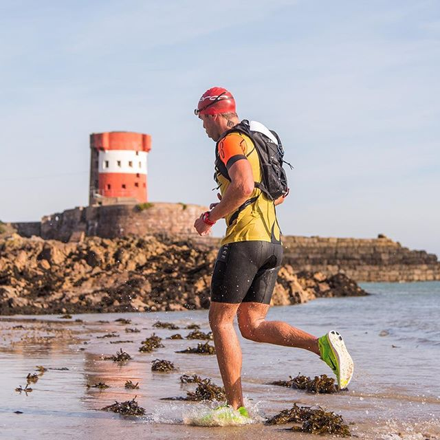 Backpack - not a conventional piece of kit for a swimrunner. What would you carry in yours? #weswimrun🏃🏊