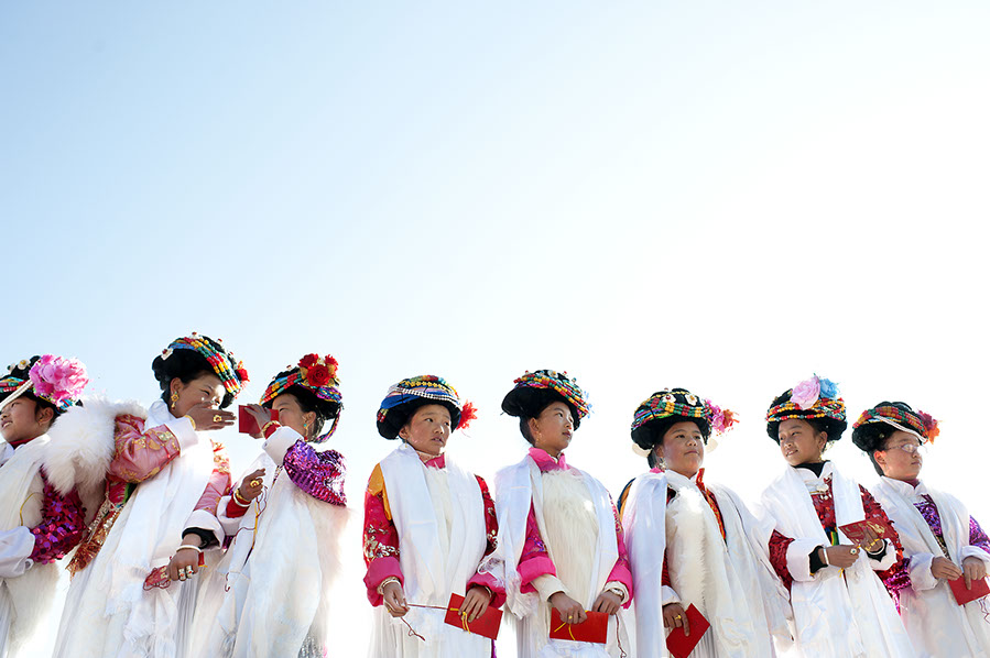 Masuo Coming of Age Ceremony (source: http://www.chinadream.no/her-own-room.html)