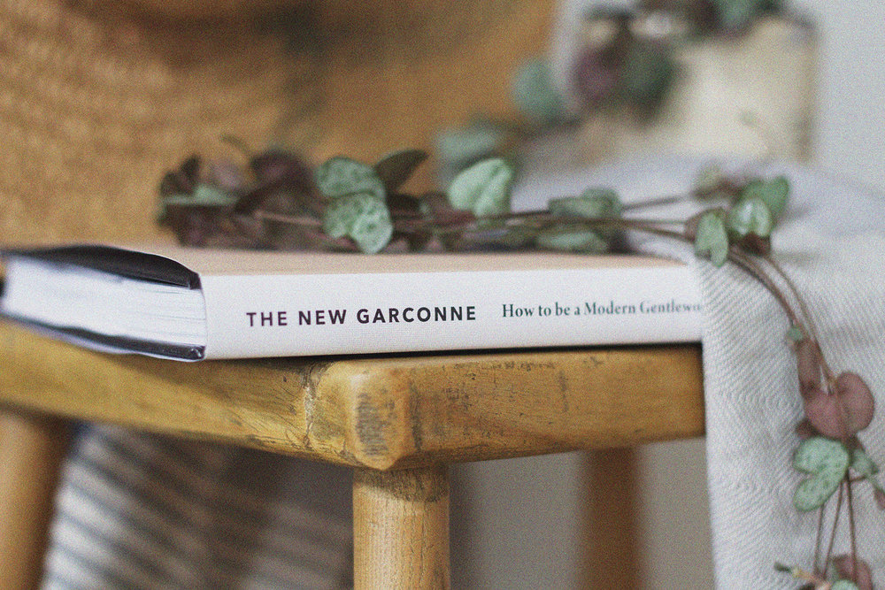 The New Garconne 'How to be a Modern Gentlewoman' £16.95 .