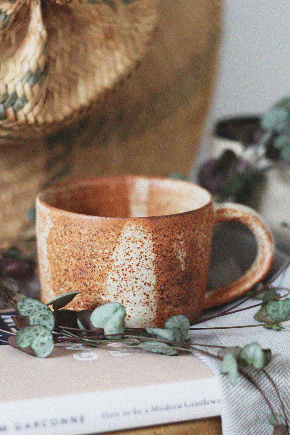 Paige Mitchell Ceramics, available in-store and online.