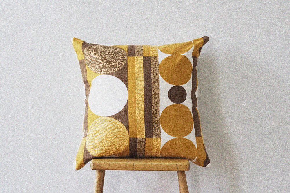 Midcentury Cushion - #6 £45
