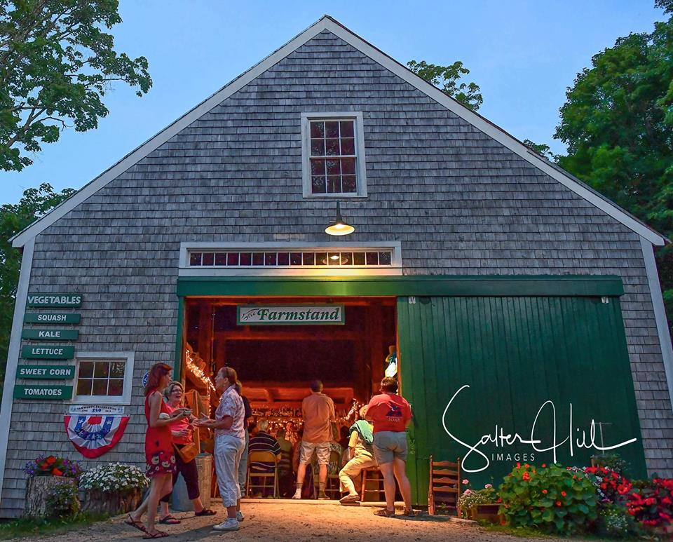 The Barn The Farmstand