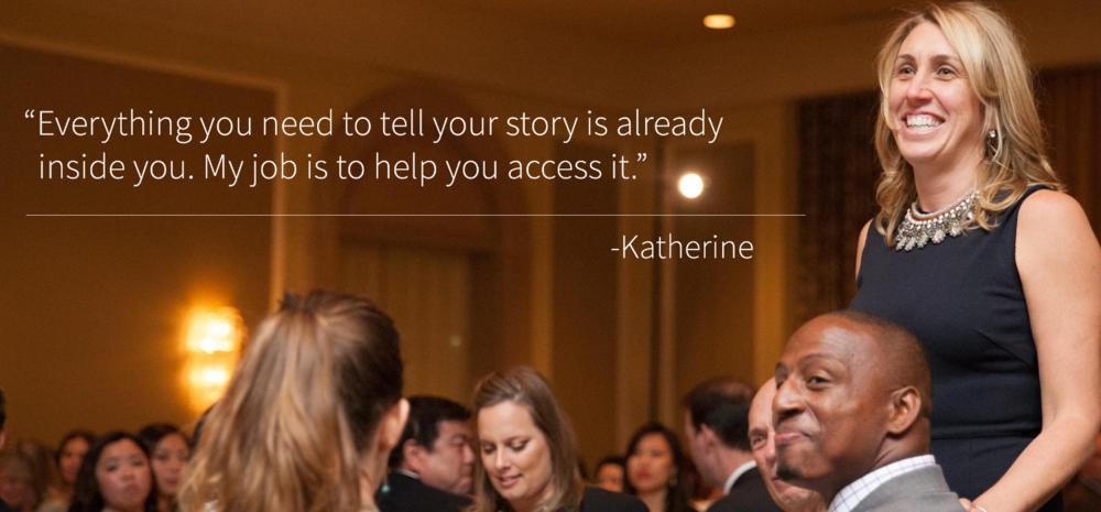 Katherine Kennedy Story Coach