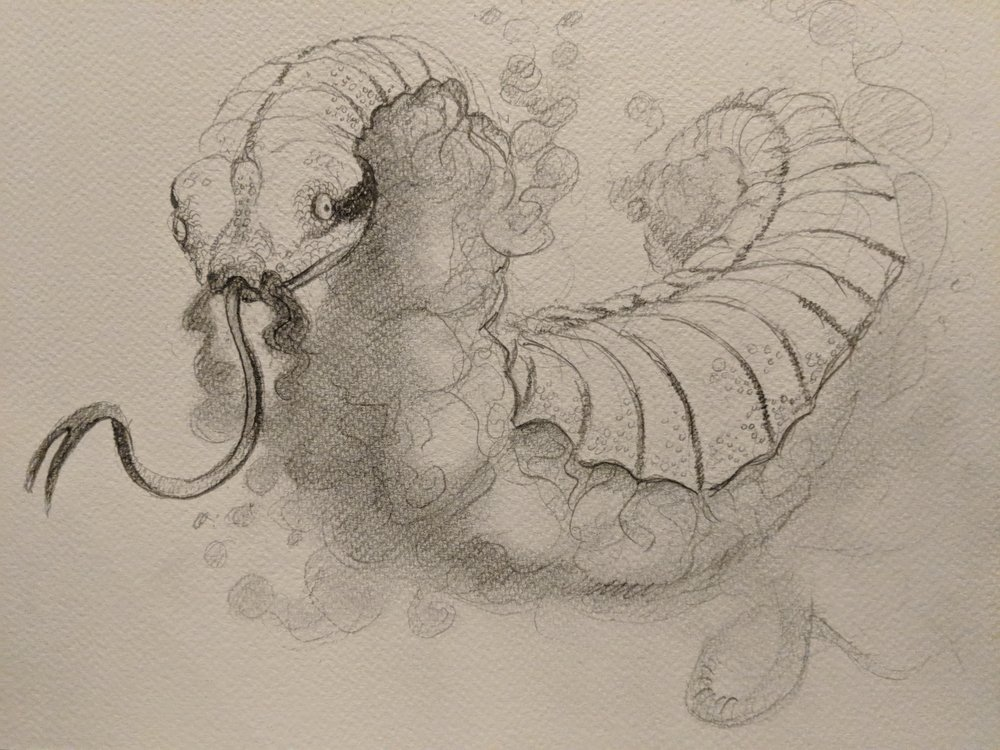 The pertinacious draxxan cloud viper.