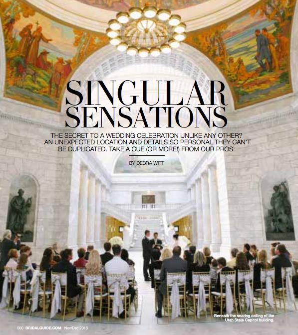 Bridal Guide Wedding PR