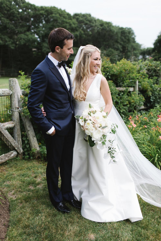real wedding in brides
