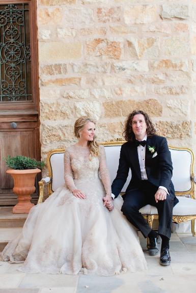 luxury wedding pr
