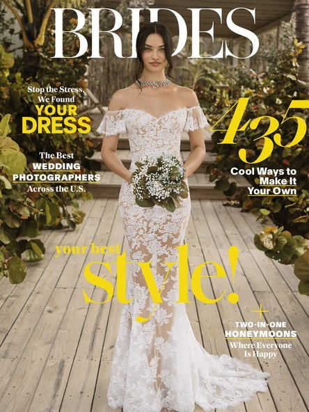 Bride Magazine PR