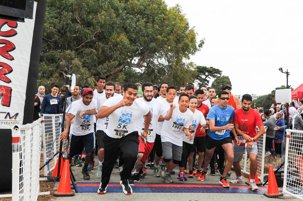 2015 Gaza 5K - San Francisco