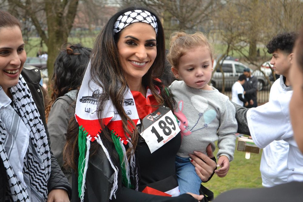 2017 Gaza 5K - NYC