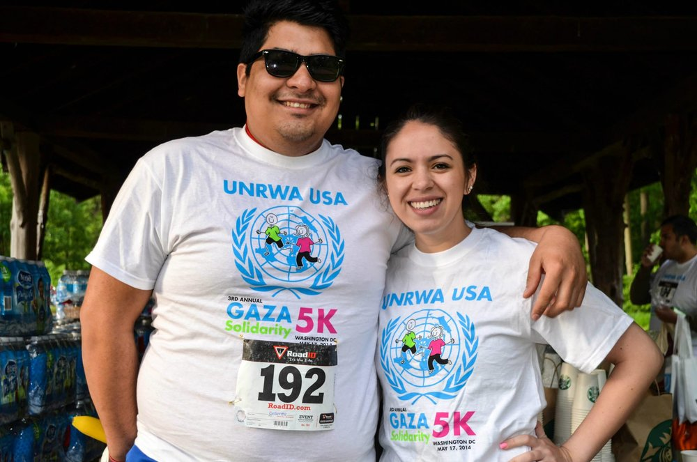voices of the 2018 dc gaza 5k: guillermo medrano | 9.19.2018