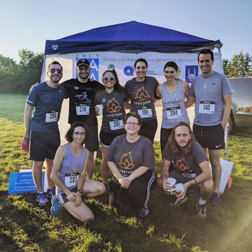 voices of the 2018 dc gaza 5k: jews for gaza | 8.8.2018