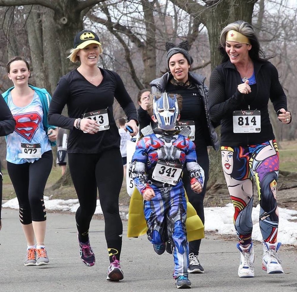 voices of the 2018 nyc gaza 5k: team superheroes for gaza | 3.28.2018